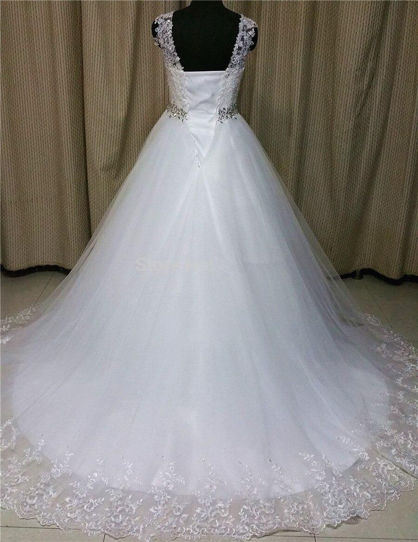 Contemporary Vestidos De Novia Reales Festooning - All Wedding ...