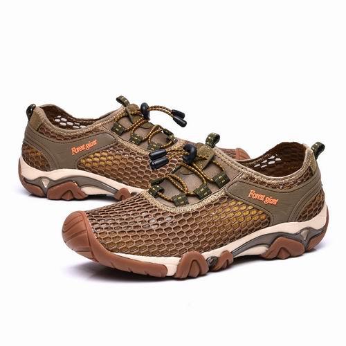 Forest Giant Men'S Summer Schuhes Größe Comfortable 38-44 Comfortable Größe Men Casual Schuhes Mesh Bre 190c91