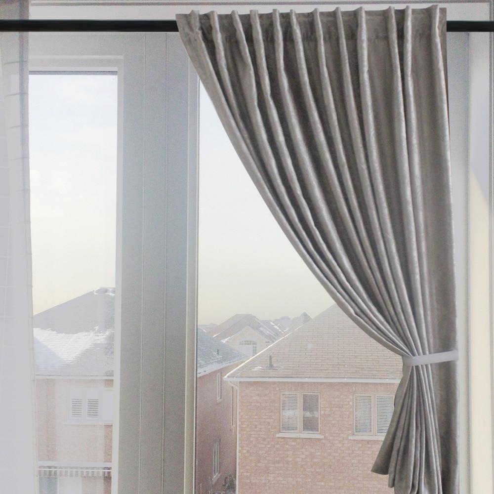 gris oscuras cortinas de la ventana para el dormitorio cortinas modernas para cortinas de la ventana