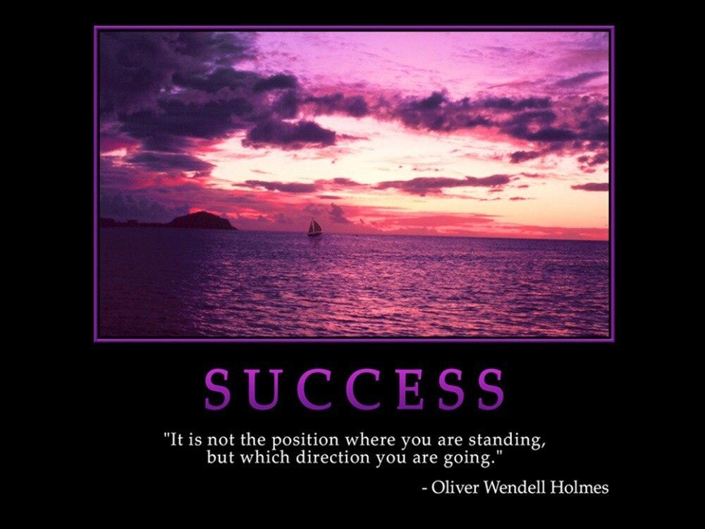 Success Motivational Posters Promotion-Shop for Promotional ...