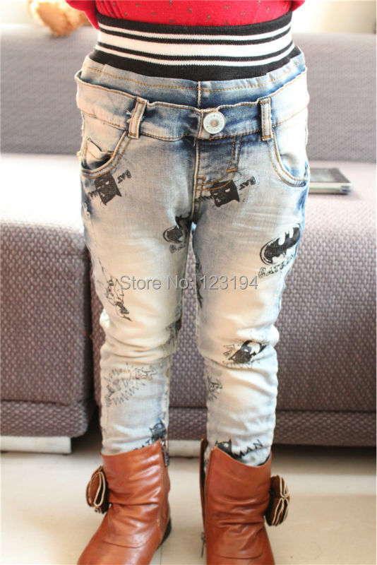 Online Shop 2017 new good brand fashion boys girls jeans for ...