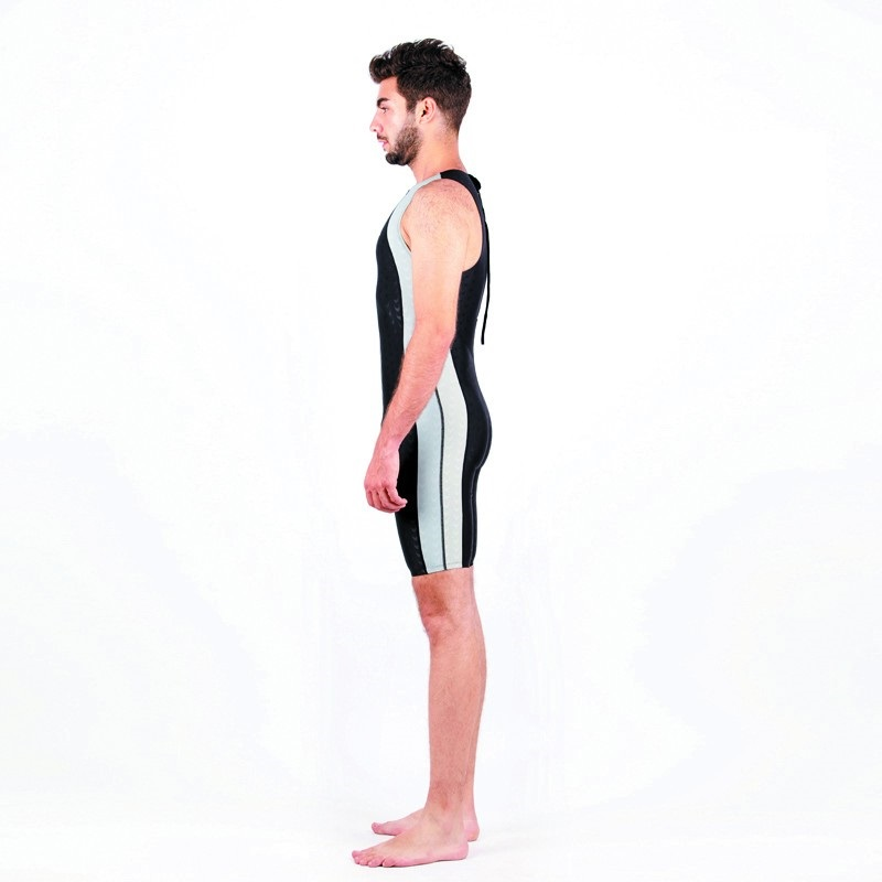 6e890bb96c8a48 HXBY swimwear men one piece swimsuit competition racing swimwuit ironman  triathlon suit sharkskin male training suit-in Body Suits from Sports ...