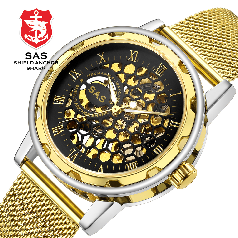 Brand Luxury Men Watch Military Automatic Watch Stainless Steel Casual Sport Business Metal Wristwatch Mechanical Watches Men 1