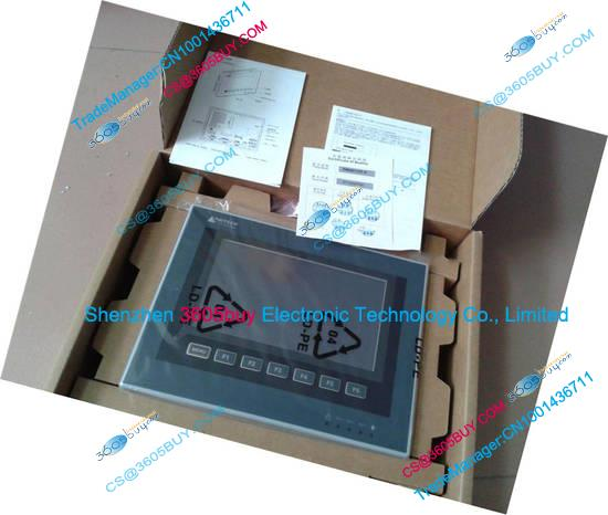 Touch screen 7.5 inch HMI PWS6710T-N with Ethernet New original