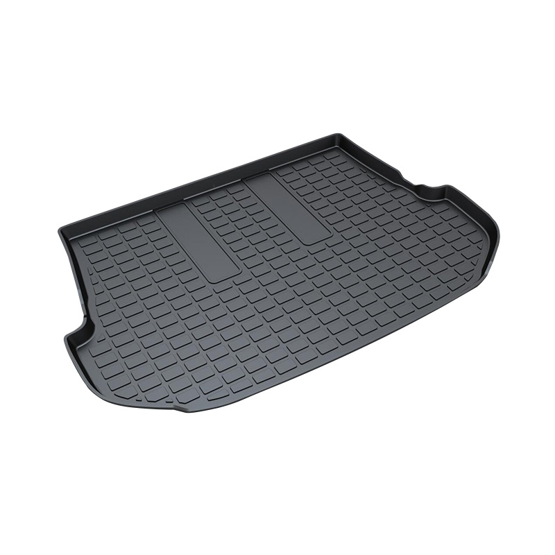Trunk Tray Mat for Toyota Reiz,2016,Premium Waterproof Anti-Slip Car in Heavy Duty Black rear trunk liner cargo floor tray for toyota ysx213 toyota runner premium waterproof anti slip car trunk mat in heavy duty black