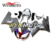 Complete Motorcycle ABS Plastic Flat Sliver New Fairing Kit For Triumph Daytona 600 650 Year 2003 2004 2005 03 04 05 Cowlings