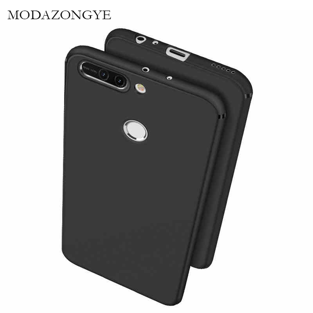 Brand MODAZONGYE Huawei Honor 8 Pro Case Cover Soft Silicone Phone Case Huawei Honor 8 Pro DUK-L09 5.7 inch Back Cover