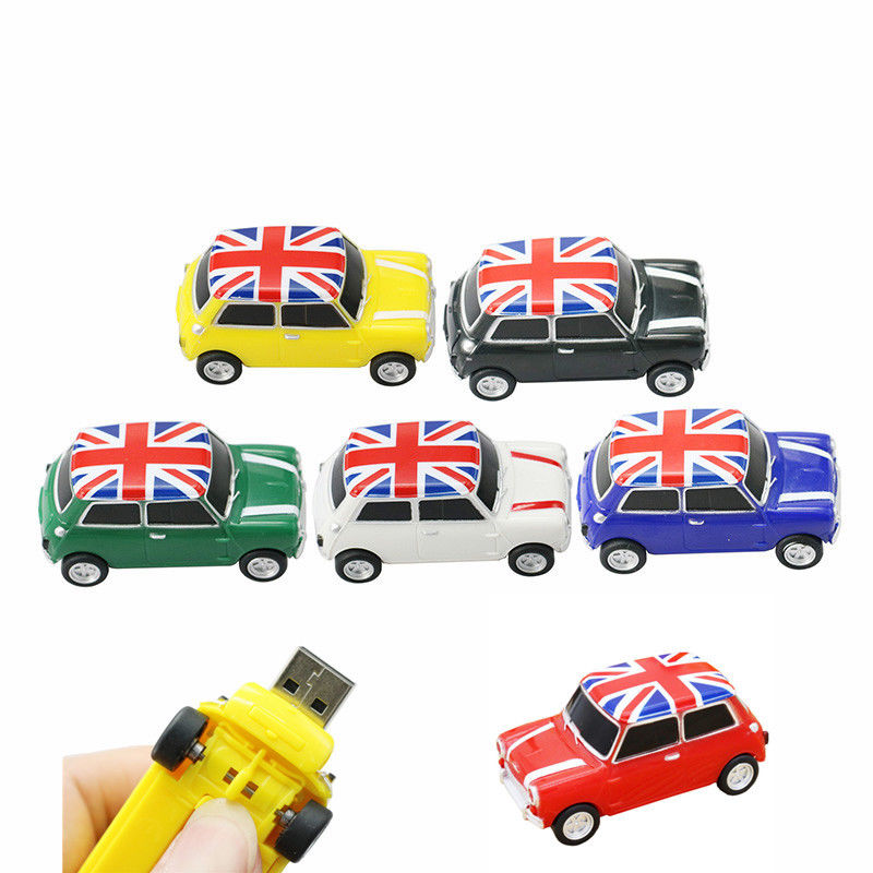 USB Flash Drive 8GB 16GB 32GB 64GB 128GB Mini Creative Cars Model usb 2.0 memory flash stick pen drive USB Flash Free shipping creative teeth style usb 2 0 flash drive white 16gb