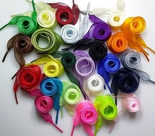 27 colors Candy Colors 2pcs/ 1Pair Shoes lace Athletic Sport Sneakers Flat Shoelaces Sport Sneaker Bootlaces Shoe laces Strings