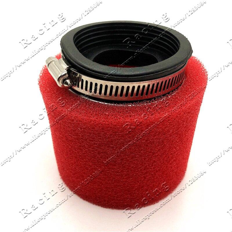 Губка для очистки воздушного фильтра из пеноматериала, 38/42/48/58 мм, 50 куб. См