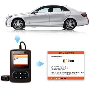 Image 5 - Starten X431 Creader V + OBD OBD2 Automotive Scanner Fehler Code Reader Mit Multi sprache ODB2 Auto Diagnose Werkzeug auto Scanner