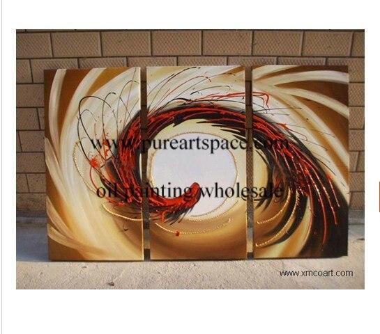Rouleau-abstrait Dragon art peintures à l'huile maison hôtel mur Art décoration