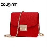 COUGINM 새로운 패션 핸드백 PU