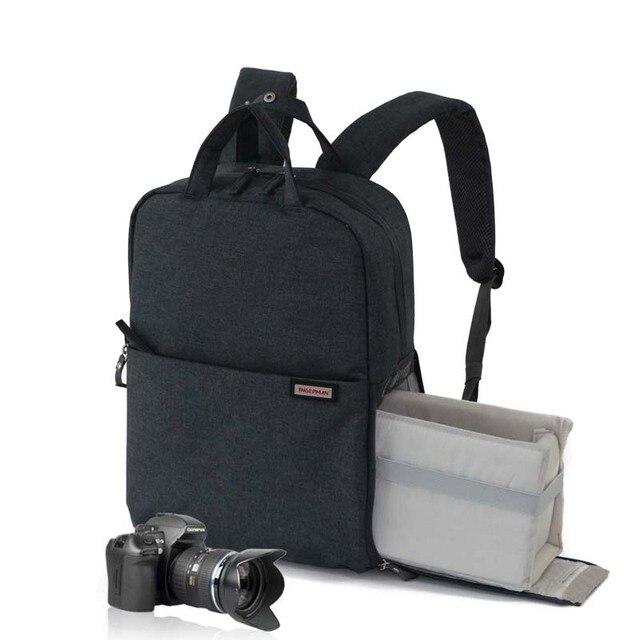 Visualizzza di più. Sacchetto della macchina fotografica Video Foto  Fotocamera Digitale Zaino Del Computer Portatile Impermeabile 14