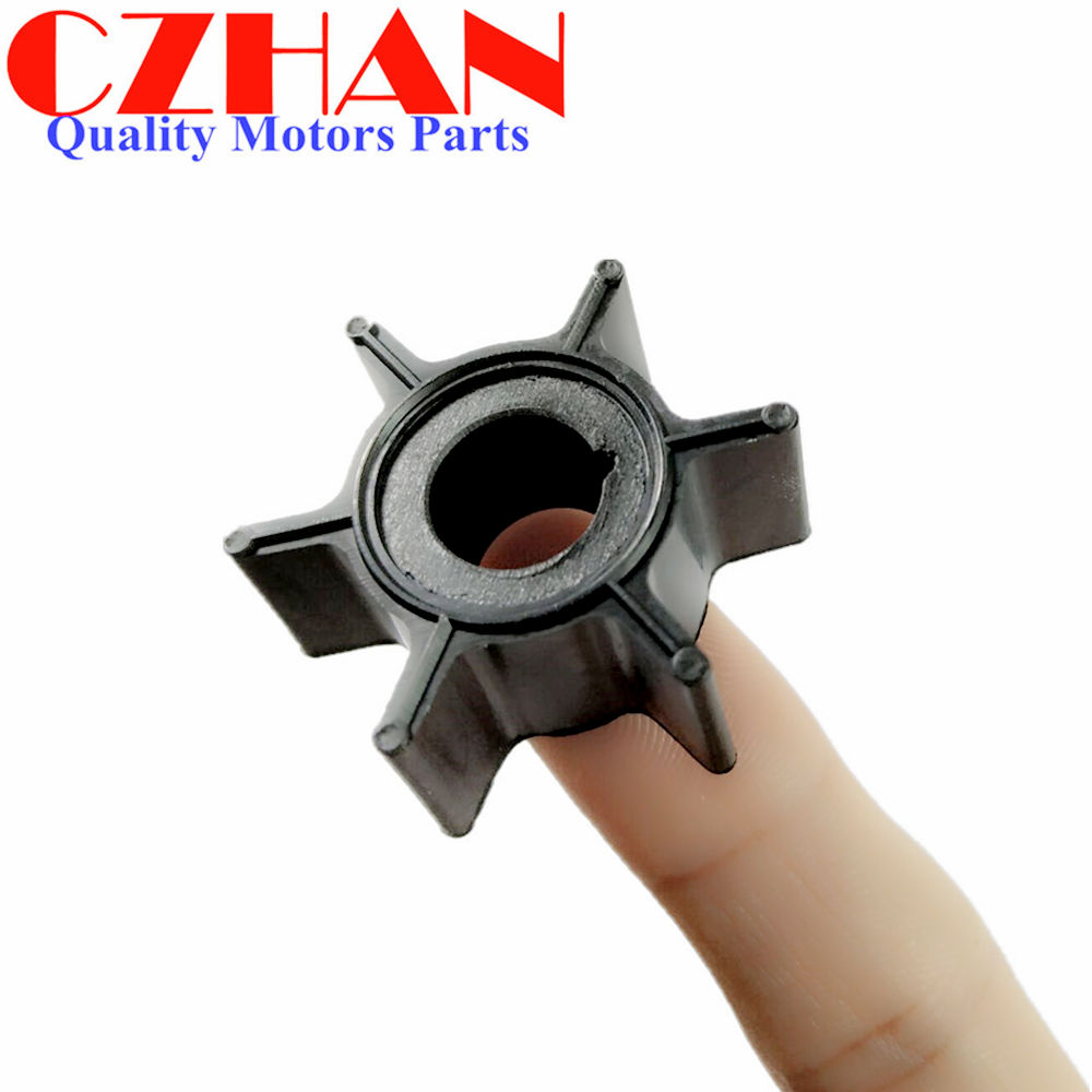 Tohatsu Genuine Outboard Water Pump Impeller 2//2.5//3.5//4//5//6hp 369-65021-1