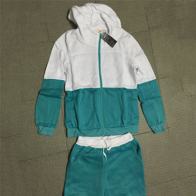 2 Piece Set Women Sportswear Jogging Track Suit Women Sport Set Two Piece Set 3