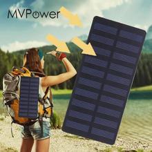 Portable Mini 3W 5.5V 150x69mm Polysilicon  Solar Panel DIY Power Bank Charging Module Garden Lamp Outdoor Lightweight