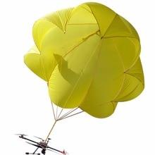 JMT 4 kg/8 kg de Aeronaves Modelo Zangão Aérea 4 KG 8 KG de Ejeção Parachute Umbrella Parasut