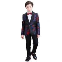 Kids Blazers Boy Suit For Weddings Formal Dress Boy Costume Enfant Garcon Mariage Jogging Blazer Boys Tuxedo H457