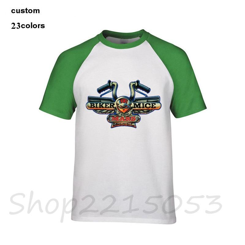Get Your Ride On Men Tshirt Funny Downhill Mountain Biking T-Shirt Cycling MTB 2019 Summer Biker Mice From Mars Leisure T Shirts
