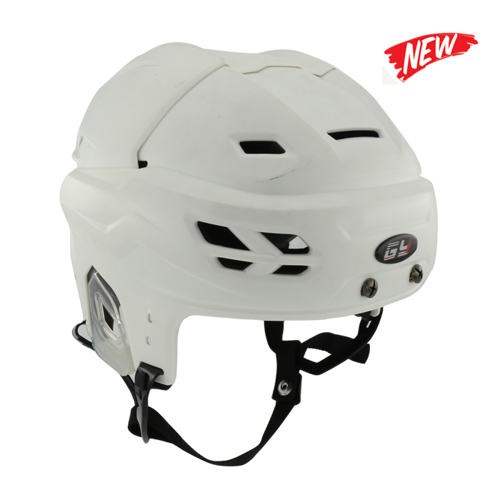 2017 GY NEW Higher EPP Liner Ice Hockey Helmet for Player with Adjustment Standard Visor Kits magideal ice hockey helmet soft eva liner with cage for player hockey face shield xs s m l xl