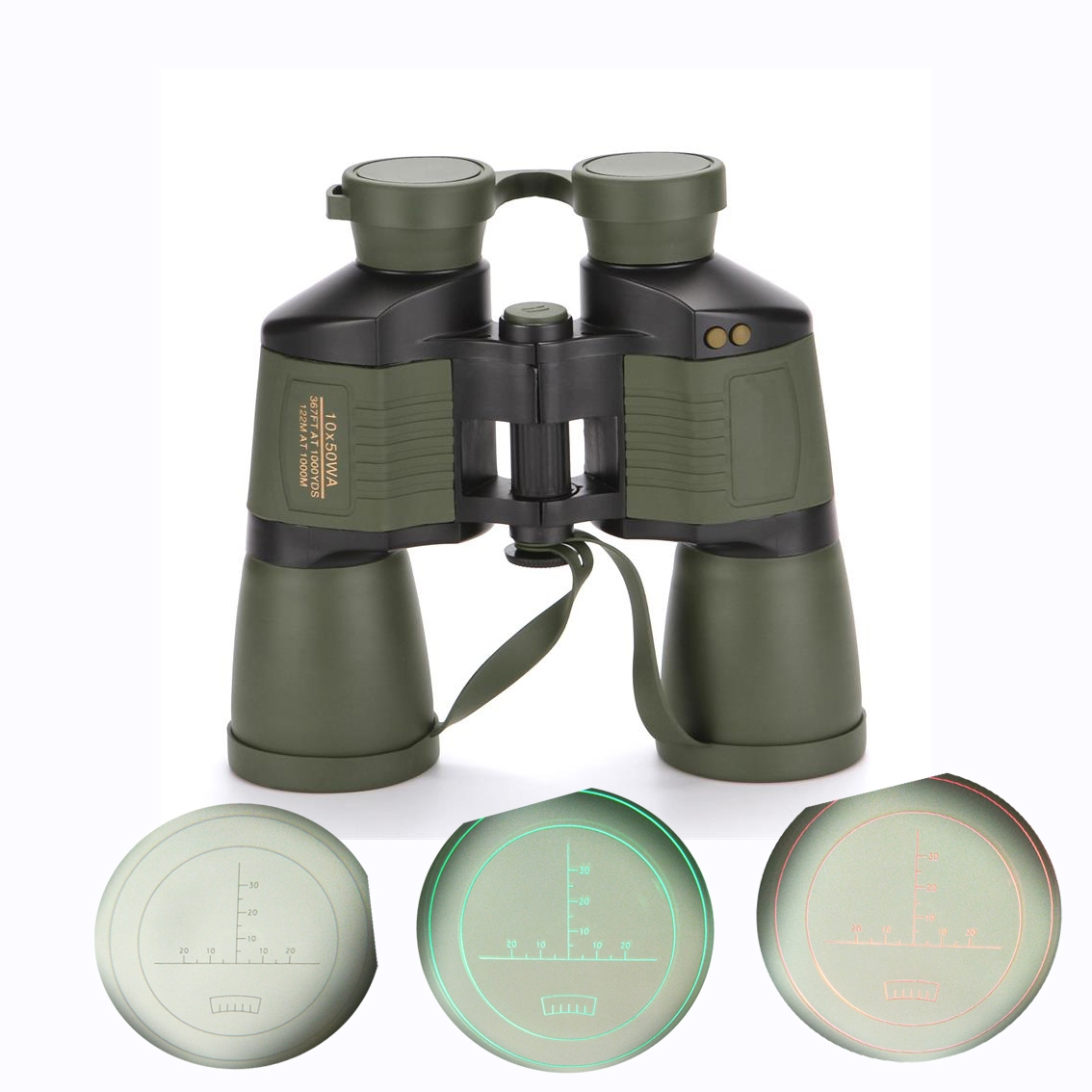HD Brand 10X50 Auto focus waterproof rangefinder binoculars telescope hunting tourism optical outdoor sports eyepiece binoculars high times fmc 20x35 hd waterproof portable binoculars telescope hunting telescope tourism optical outdoor sports eyepiece
