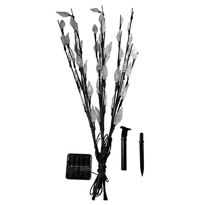 Luces led decoracion 3pcs led lights branch tree flower twig leaf luces led decoracion 3pcs led lights branch tree flower twig leaf solar outdoor garden led light for party wedding lamp in holiday lighting from lights aloadofball Gallery