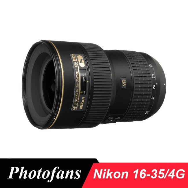 Nikon AF-S objectif NIKKOR 16-35mm f/4G ED VRNikon AF-S objectif NIKKOR 16-35mm f/4G ED VR