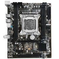 X79 motherboard LGA2011 E5 USB2.0 SATA2.0 PCI 16 M.2 SSD Xeon E5 processor 64 grams register and ecc Memory