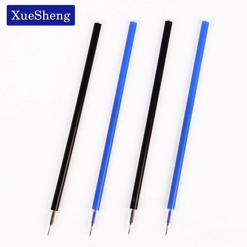 20 PCS/Lot New Erasable Ink Gel Pen Refill For Student And Office Children 0.5mm Gel Pen Refill