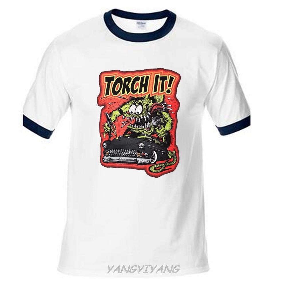 Tales of the Ratfink punk T shirt- M djLp5