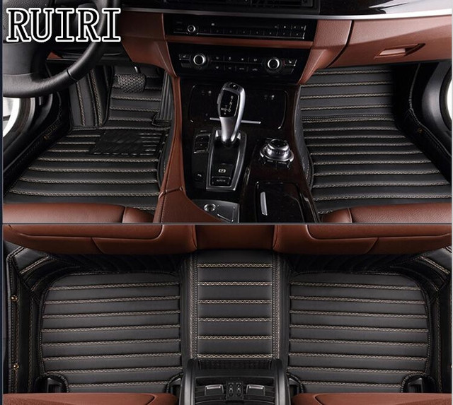 Best Quality Mats Custom Special Car Floor For Toyota Camry 2017 Waterproof