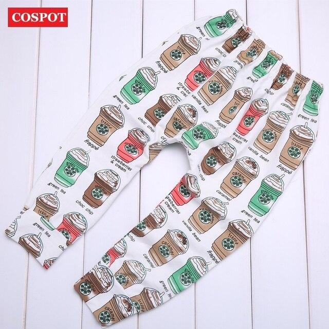 eadcebdf5ee COSPOT Newborn Coffee Harems Pants Baby Girls Boys Cotton Autumn Spring  Harems Leggings Girl s Harem Pants 2019 New Fashion 20