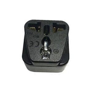 Image 2 - Di alta qualità IEC 320 C14 Maschio a C13 Femminile 10A Adattatore di Alimentazione PDU UPS