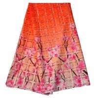 Замечательный Африканский шнур кружева ткань для торжественное платье, красивый принты гипюр шнур кружевной ткани