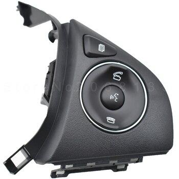 新しい高品質ステアリングホイールスイッチ制御オーディオ制御 Bluetooth ホンダフィット (無クルーズコントロール)
