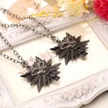 Hot Sale Ornament Hammer Pendant Necklace Fashion Witcher Animal Charm Jewelry