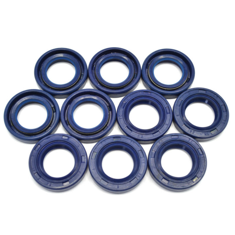 10PCS Oil Seal 15*25*5 fit Stihl 023 025 MS230 MS250 Repacles 9638 003 1581 oil seal