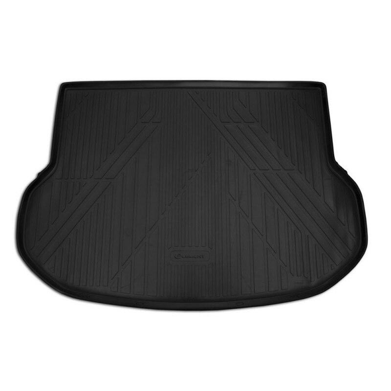 Accessories Boot Liner Rear Trunk Cargo Mat Floor Tray Carpet Mud Kick Pad For Lexus NX NX200T NX300H NX300 2015 2016 2017 2018 rear trunk boot liner cargo floor mat floor carpet mud kick fit for mitsubishi outlander 2013 2017 2014 2015 2016