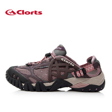 Clorts Women Wading Shoes Outdoor Shoes Breathable Summer Upstream Shoes PU Mesh Aqua Sandals  Quick Dry Shoes WT-05A/D