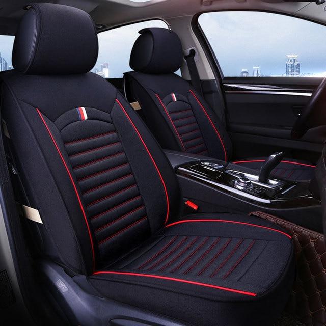 Auto Universal Car Seat Cover Covers Interior Accessories For Toyota Fj  Cruiser Bmw E38 E39 E46