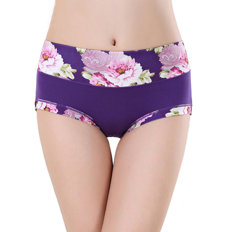 New Underwear Women   Panties   Plus Size Briefs Sexy   Panties   Shorts Lingeries Calcinha Underpant   Panty   Girl Cotton Underwear Ladies