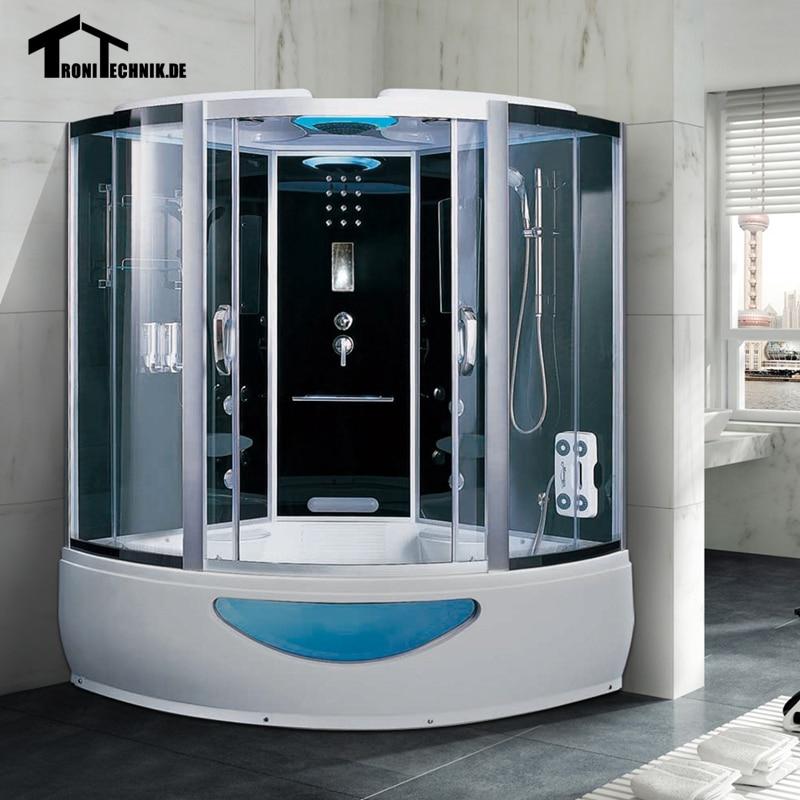 mm cabina de ducha de vapor masaje bao esquina cabina cabina recinto habitacin de cristal puertas