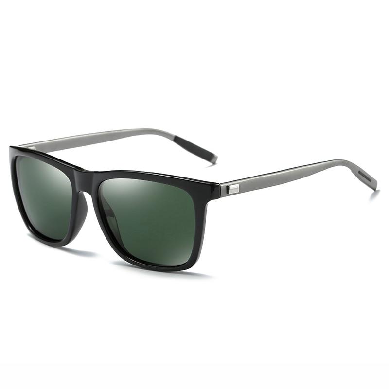 MEYOU HD Polarized Óculos De Sol Quadrado dos homens Clássicos Dos Homens  Das Mulheres Do Vintage Marca de Luxo Designer de Condução Moda Óculos de  Sol ... 173c80eb2b
