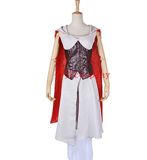 2016 Assassins Creed Ezio Auditore Da Firenze Female Unifrom Game Cosplay Costume