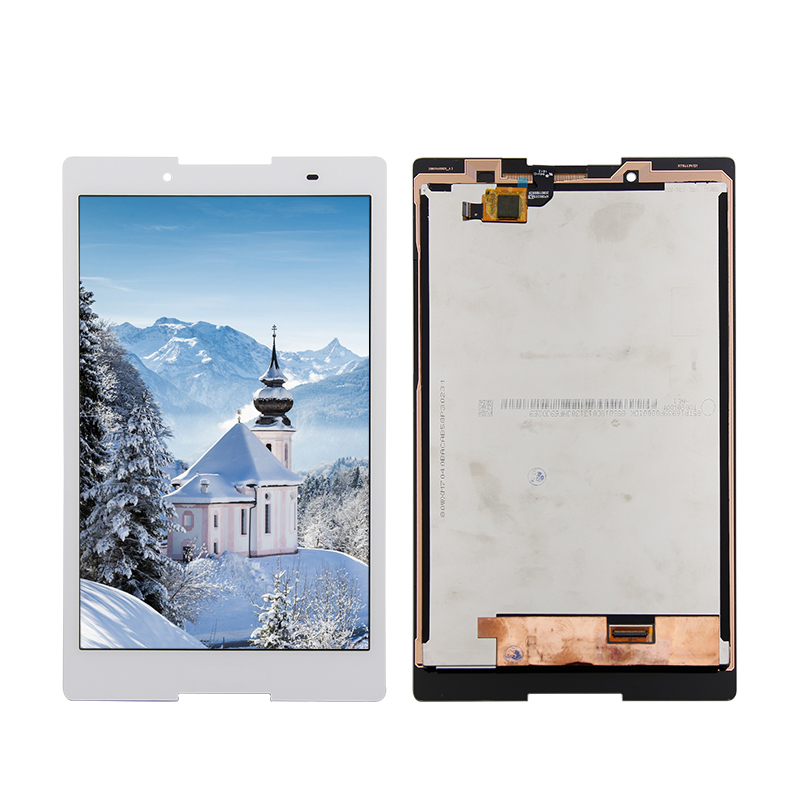 For Lenovo Tab 2 A8-50F A8-50L LCD Display and Touch Screen digitizer Assembly with free tools and tracking number for htc one m8 813c lcd display panel with touch screen digitizer assembly fast delivery with tools with tracking information