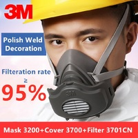 mascherina 3m 3200