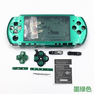 Image 3 - For PSP3000 PSP 3000 Game Console Full Housing Shell Cover Case