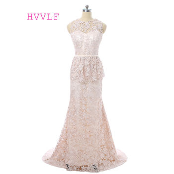 Plus Size 2019 Mother Of The Bride Dresses Mermaid Lace Long Evening Dresses Groom Formal Mother Dresses For Weddings