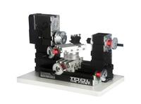 Big Power Mini Metal Rotating Lathe Motor Larger Processing Radius,DIY Tools as children's Gift 12000r/min 60W